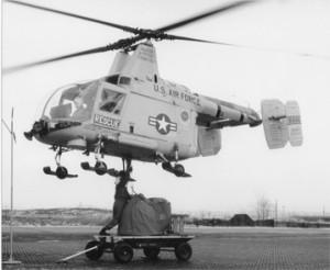 HH43B 581846 Kunsan USAF February 1968
