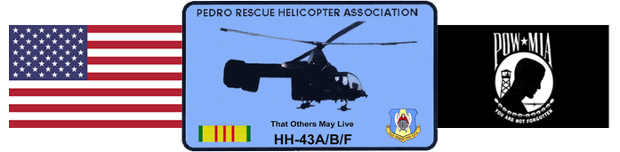 PEDRO RESCUE HELICOPTER ASSOCIATION - That Others May Live HH43A/B/F