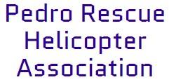 Pedro Rescue Helicopter Association Logo